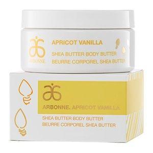 Arbonne Apricot Vanilla Shea Butter Body Butter